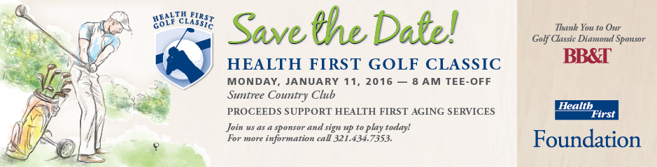 Health First Golf Classic 2015