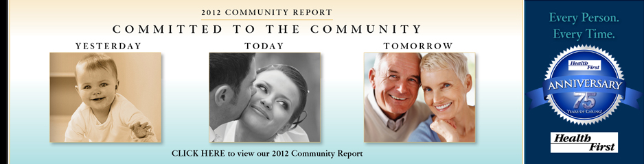 2012 Community Report - Committed To The Community