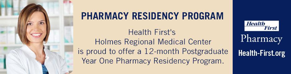 Pharmacy Residency