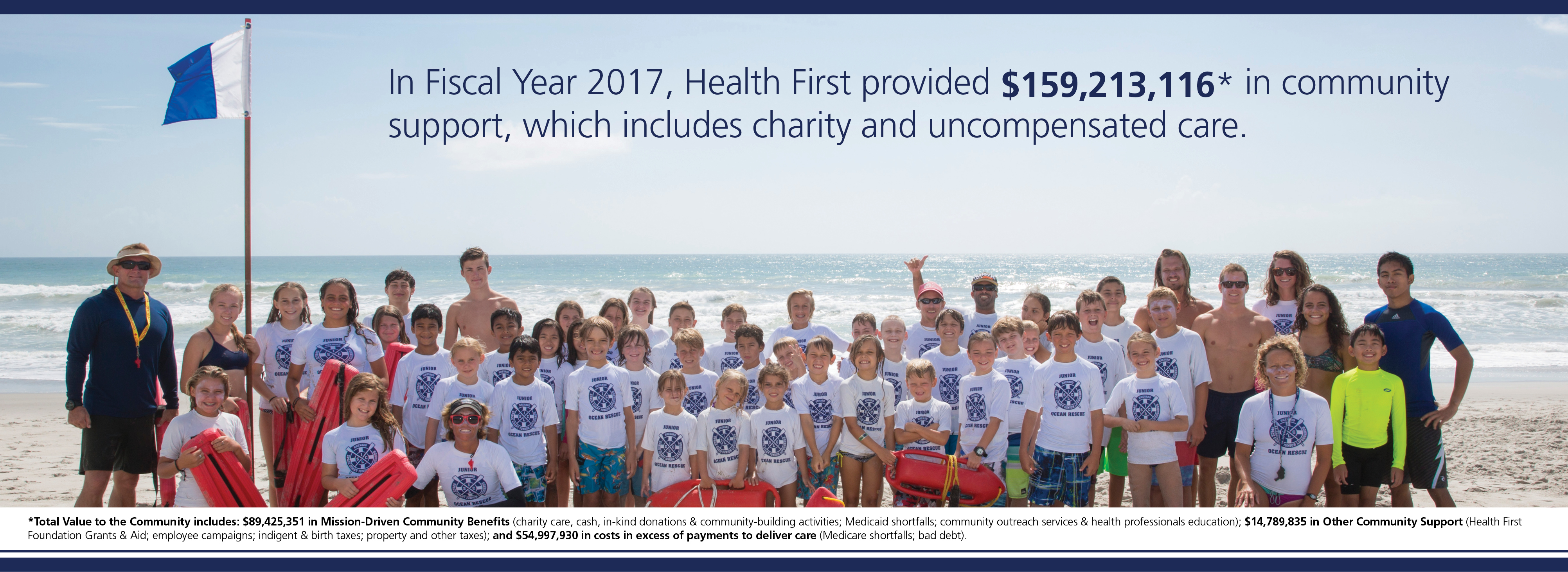 Health First Gives Back